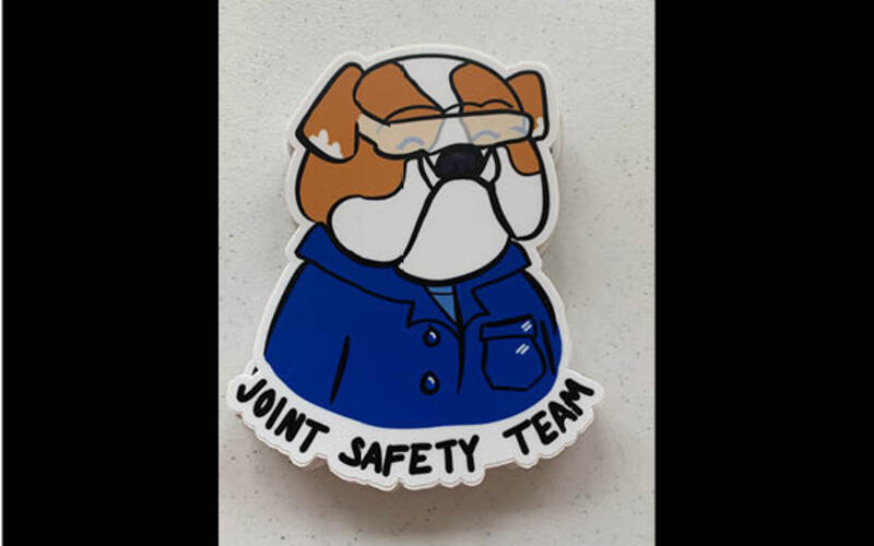 Promotion Material, Chemistry Joint Safety Team